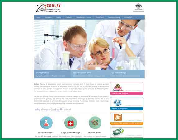 Zodley Pharmaceutical